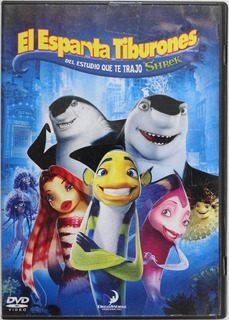 El Espanta Tiburones Dvd