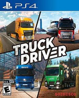 Camionero - Playstation 4
