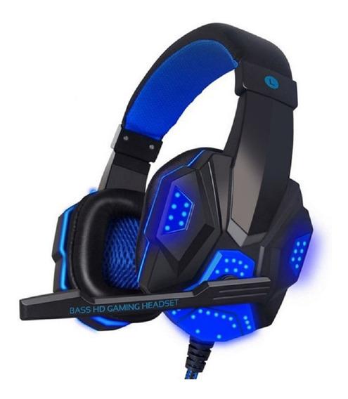 Headset Fone De Ouvido C/ Microfone Game Apronta Entrega
