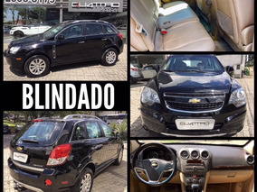 Chevrolet Captiva 3.6 Sport Awd Blindado 2010