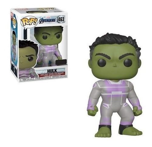 Funko Pop! 463 Hulk Avengers End Game - Candos Jugueteria