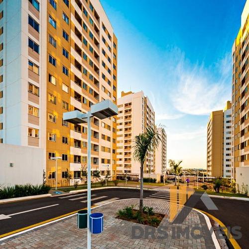 Apartamento Padrão Com 3 Quartos - Ap445-v