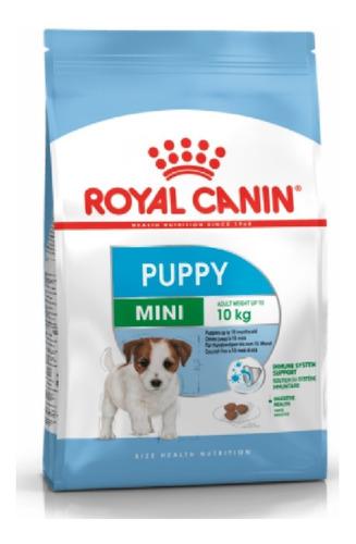 Imagen 1 de 1 de Comida Para Perros Royal Canin Mini Puppy 2 Kg