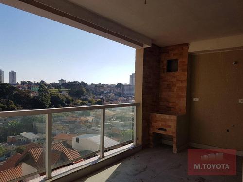 Imagem 1 de 27 de Apartamento Com 3 Dormitórios À Venda, 100 M² Por R$ 600.000,00 - Vila Progresso - Guarulhos/sp - Ap0146