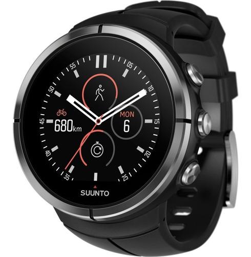 Relógio Suunto Spartan Ultra Black Hr Gps Ss022658000