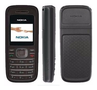 Nokia 1208 Desbloqueado Celular Bom De Sinal