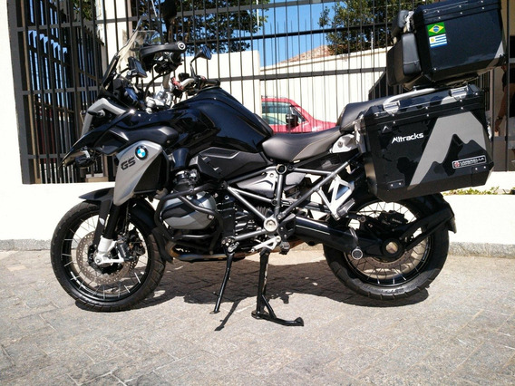 Bmw 1200gs Triple Black 2016