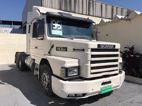 Scania T 113 6x2 Linda