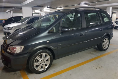 Chevrolet Zafira 2008 2.0 Elegance Flex Power Aut. 5p