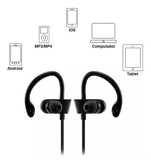 Headphone Auricular A-11 Rio Cristal