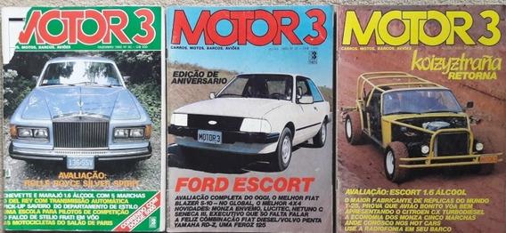 Revista Motor3