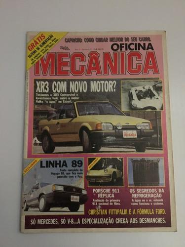 Revista 27 Ofina Mecânica - Corcel Escort Xr3 Porsche