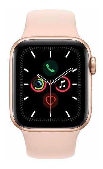 Apple Watch Serie 5 (gps) Caja Deportiva De Aluminio 40 Mm