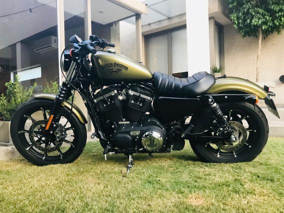 Vendo Urgente Harley Davidson Iron 883