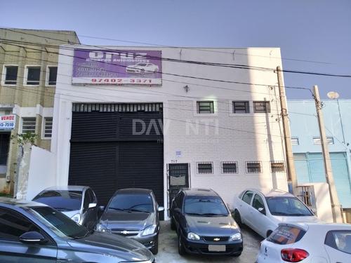 Imagem 1 de 8 de Galpão À Venda Em Jardim Do Trevo - Ga115092