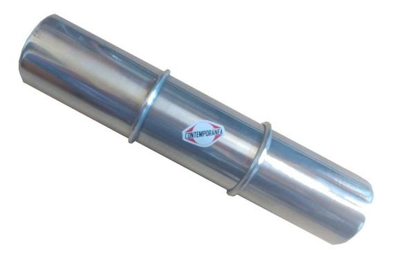 Chocalho Alumínio Simples Grande Contemporânea 332c