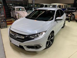 Honda Civic 2.0 Ex 2017 - Flex Automático Cvt Branco Pérola