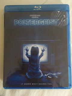 Bluray Poltersgeist (nuevo/ Sellado)