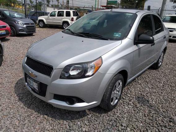 Chevrolet Aveo 1.6 Ls At 2016