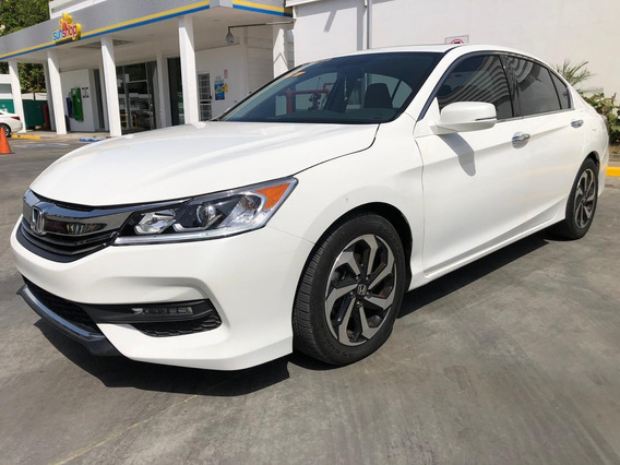 Honda Accord Exl V6 2017