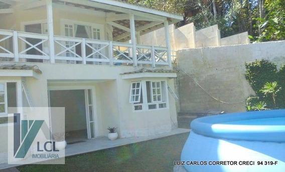 Casa Com 5 Dormitórios À Venda, 427 M² Por R$ 820.000,00 - Granja Carneiro Viana - Cotia/sp - Ca0005