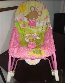 Silla Mecedora De Bebe Fisher Price