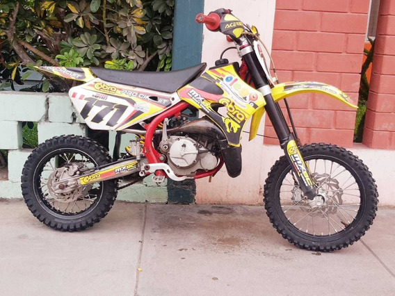 Vendo Cobra 65cc Motocross