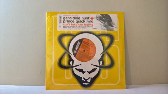 Geraldine Hunt + Prince Quick Mix - Can