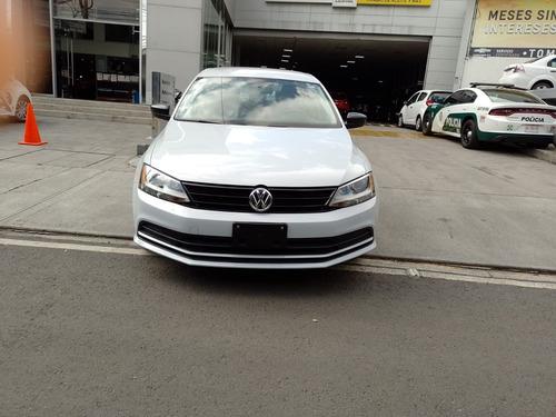 Imagen 1 de 9 de Volkswagen Jetta 2018 2.0 Tiptronic At