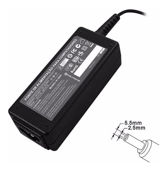 Fonte Carregador Para Monitor Dell S2240lc 12v 3a 845