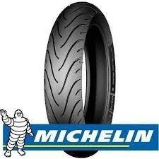 Cubierta Trasera Bajaj Ns 200 Michelin 130 70 17 Pilot Stree