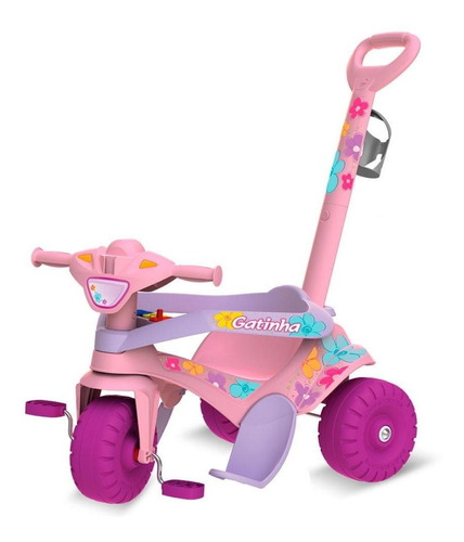 Triciclo De Passeio - Motoka - Gatinha - Bandeirante