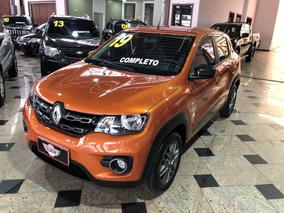 Renault Kwid 1.0 12v Sce Flex Intense Manual 2018/2019
