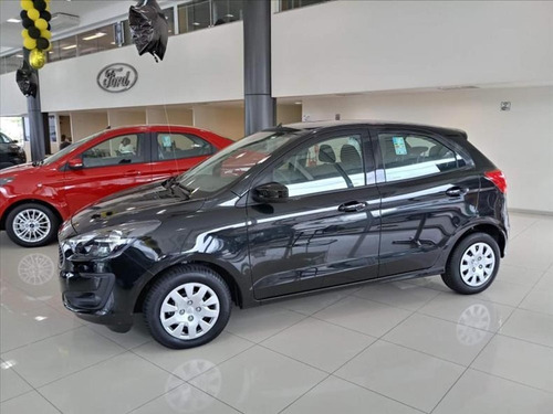 Ford Ka 1.5 Freestyle Aut. Flex 5p