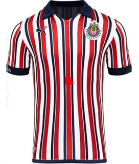 Camisa Nova Chivas 2019 - Envio Imediato
