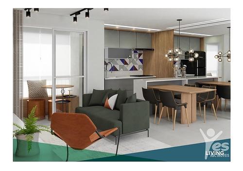 Imagem 1 de 22 de Ref.: 2160 - Apartamento, 02 Quartos, 01 Vaga, Casa Branca, Santo André - 2160