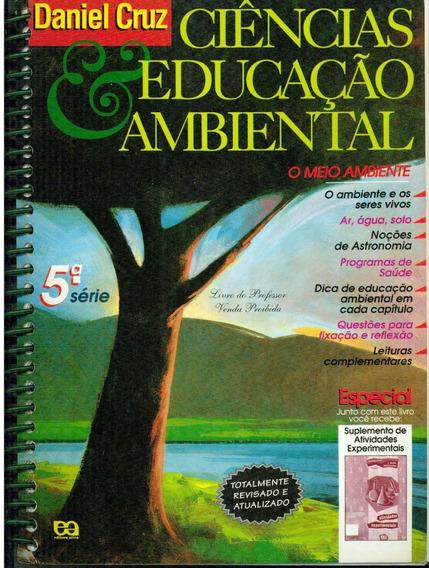 Livro Ciências E Educação Ambiental: O Meio Ambiente