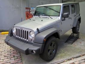 Jeep Wrangler Unlimited Sport Aut - 2018