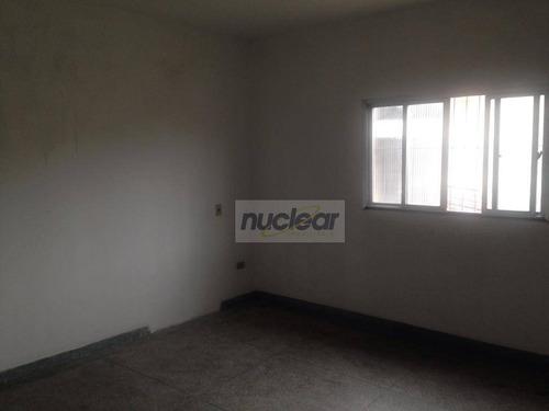 Sala Para Alugar, 25 M² Por R$ 700,00/mês - Jardim Grimaldi - São Paulo/sp - Sa0236