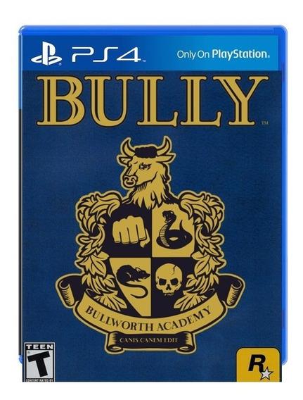 Bully Ps4 Psn Code 2 Digital