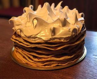 Torta Rogel De Dulce De Leche