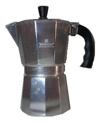 Cafetera Estilo Greca Capacidad Para 6 Tazas