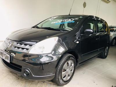 Nissan Livina 1.8 16v (flex) (aut) 2010