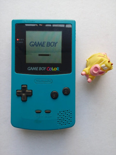 Consola Game Boy Color Teal Turquesa Gbc