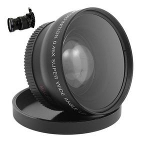 Lente Câmera Nikon Canon Sony 52 Mm 2.2x Hd
