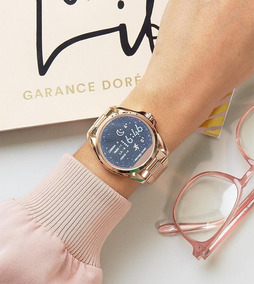 Relogio Michael Kors Mkt5004 Access Touch Digital Rose Gold