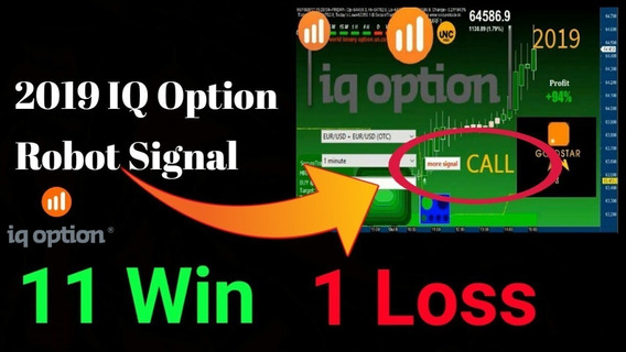Robo Trader Iq Option E Olymp Otc R$15 Envio Imediato