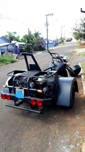 Traik Protótipo Ano 2002,motor Ap 1.6
