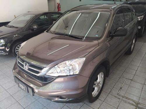 Honda Cr-v 2.4 Lx At 2wd 2010 Servicios En Honda ( Fb1 )