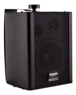 2 Caixas Para Som Ambiente Ambiente Doner Kw40 Ll Audio
